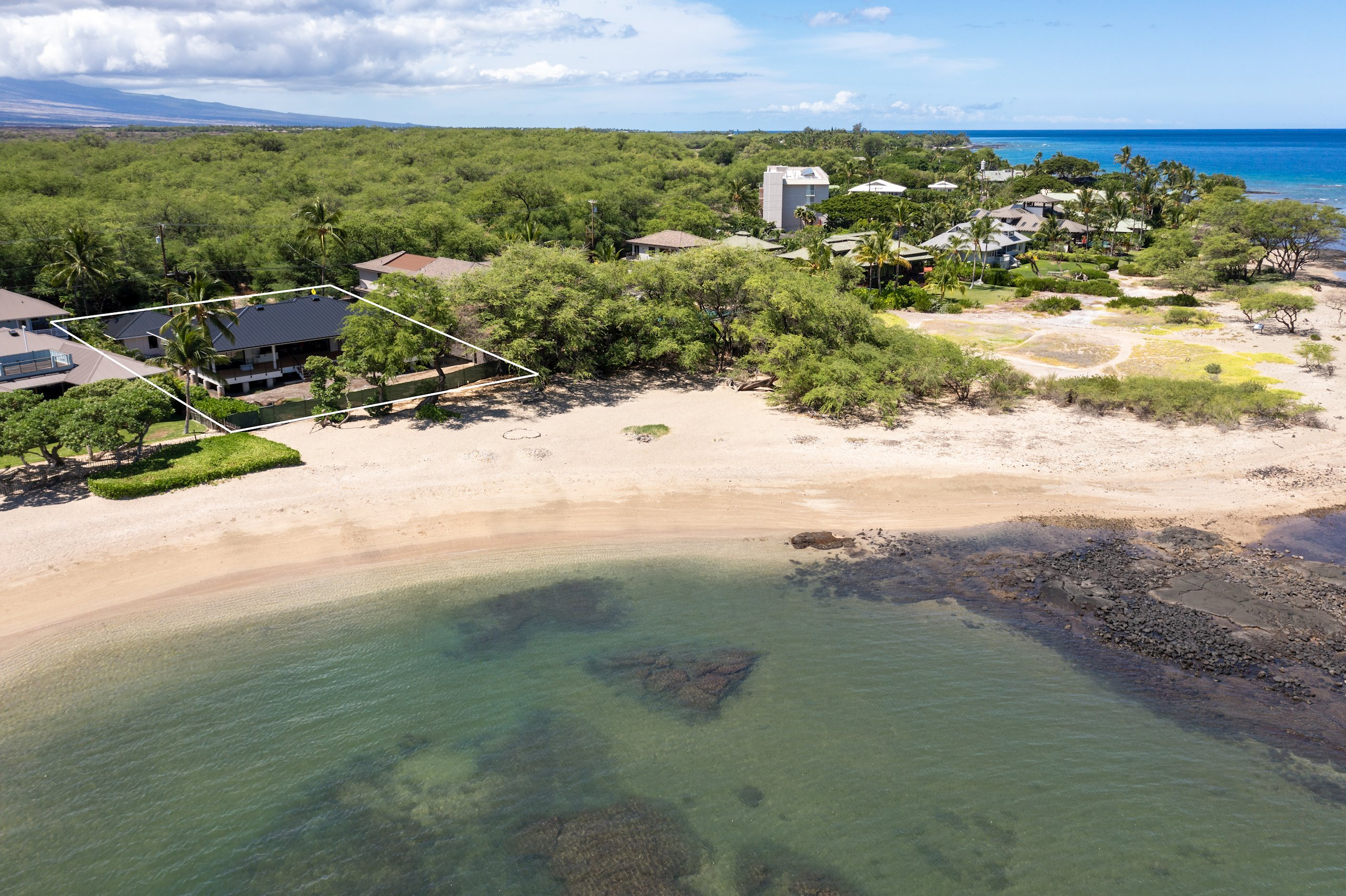 Puako is situated between the luxury 4- and 5-star resorts on the Gold Coast of the Big Island of Hawaii: the newer Mauna Lani Auberg...