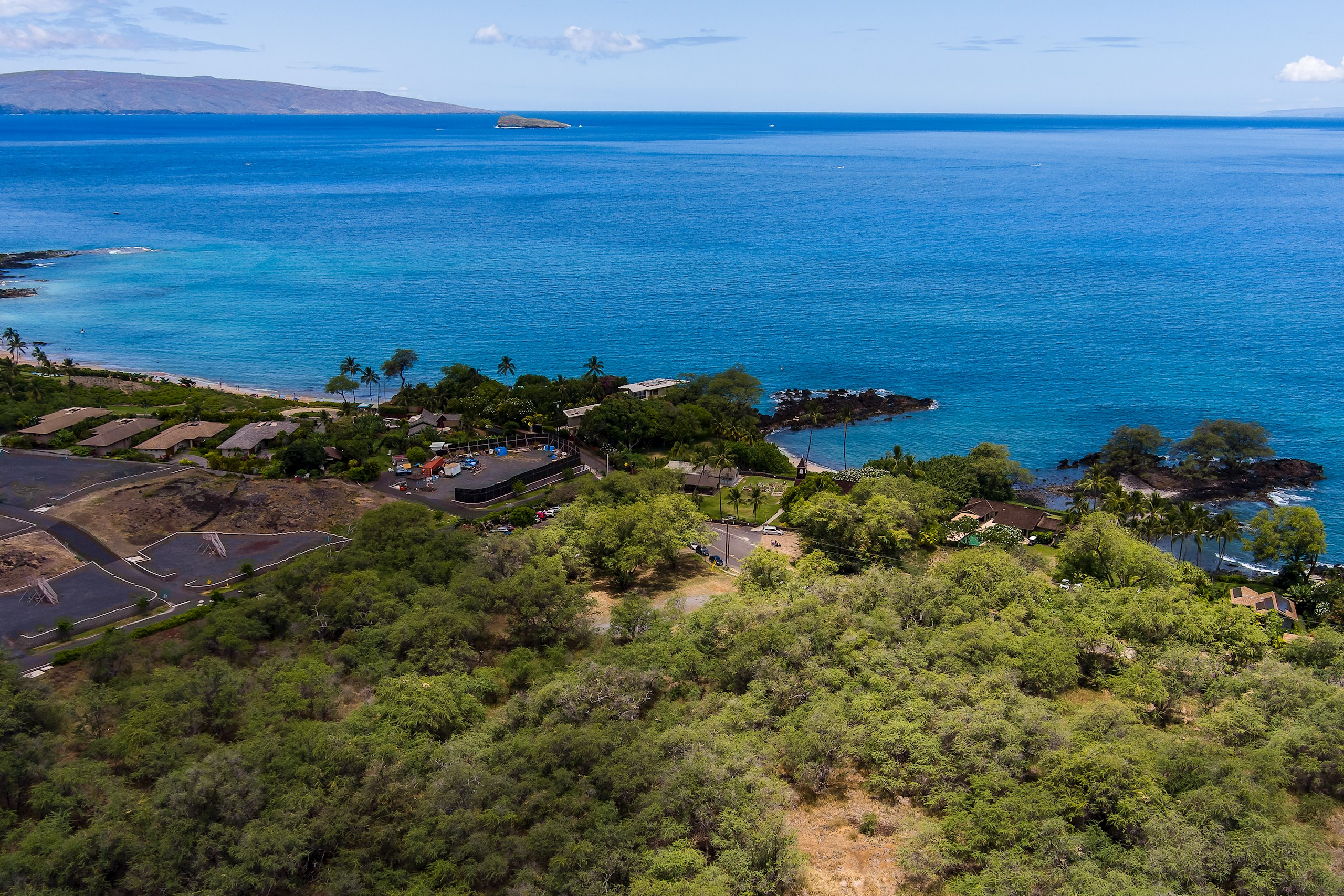 A rare opportunity to obtain one of Maui's last multigenerational family owned parcels, located in the historic district of old Maken...