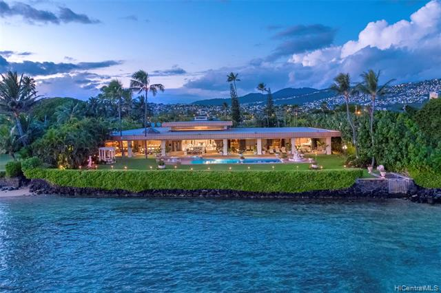 4505 Kahala Avenue, Honolulu Oahu – $25,000,000