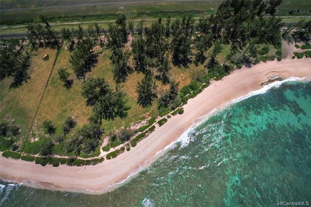 Once in a lifetime opportunity to purchase two adjoining oceanfront CPR lots totaling approx. 8 acres with two lots each containing a...