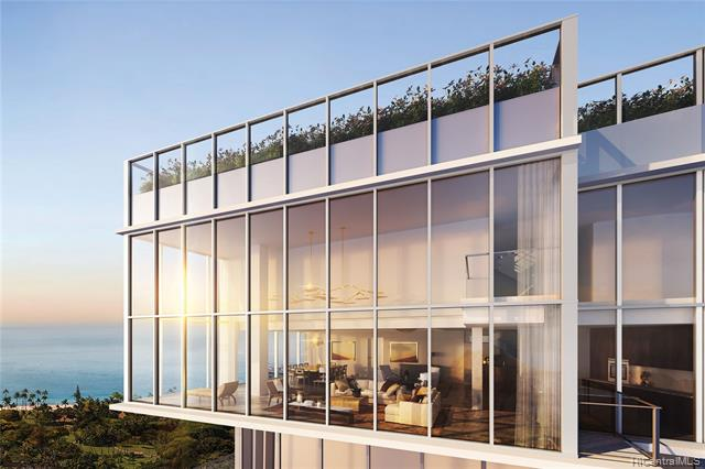A 4,157 square foot unfinished double-height shell is a canvas to create a residence unlike any other with unobstructed views to Diam...
