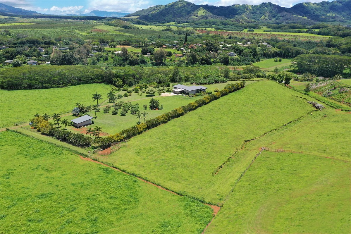 On the southshore of Kauai there is just one OMAO RANCHLANDS. No other property offers agricultural zoning, acreage, privacy and dynamic views while also being proximate to Old Koloa Town and Poipu Beach. Live a serene and country existence and enjoy every convenience desired.<br><br>Unit 5B is 8.54 acres with a very generous and gently sloping identifiable site for your future construction. Build your farm dwelling, barn and other accessory use buildings within this Designated Opportunity Zone property while having the assurance of a homeowners' association to set guidelines and assure compliance.<br><br>Owners of adjacent properties to Unit 5B have either built or are presently under construction. Photos of this listing depict the current status. Set off of Koloa Road, views of the mountains, lush valley and coastal perspectives come into view. No other comparable property available for sale.<br><br>FEATURES OF THIS LISTING INCLUDE<br>Utilities are all available<br>                    <br>Majority of the property is fenced<br>Agricultural dedication in place                 <br>Build to suit                             <br>Association documents available<br><br>NO ENTRY WITHOUT APPOINTMENT PLEASE