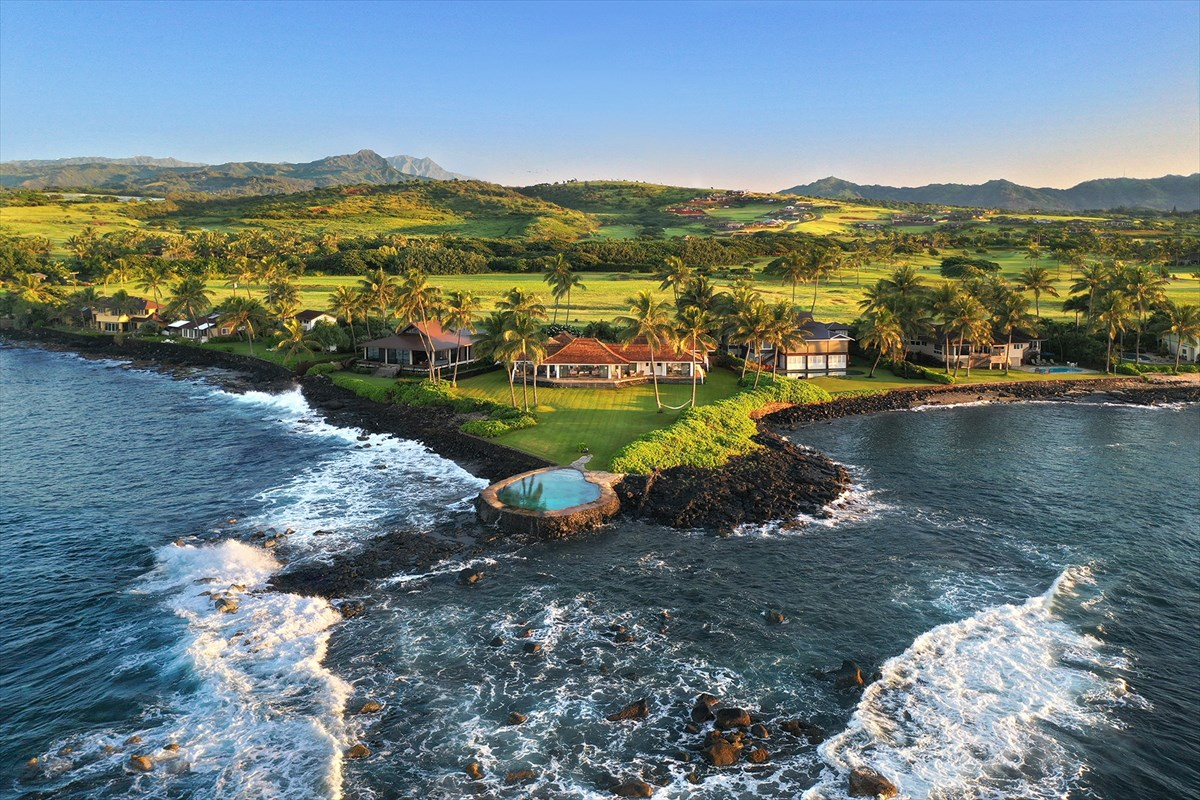 Ka Lae Kiki, a one-and-only Hawaiian ocean front estate, is on the market for the first time in over a half century.  <br><br>Located...