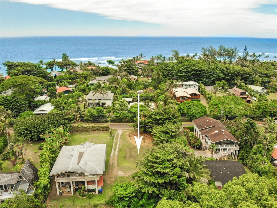 One of the last remaining home sites located within walking distance of Makua (Tunnels) Beach.  There are several deeded pedestrian beach paths easily accessible from this locale. The 11,250 sqft lot has the potential to accommodate a residence and an Additional Dwelling Unit (ADU). In addition, the property may be Qualified Opportunity Zone eligible. The property backs up to hundreds of acres of pasture land creating a spacious feeling with great mountain views and you're close enough to the ocean to hear the winter surf.  <br><br>Great opportunity to reasonably acquire a multi-faceted property set amidst some of the natural splendor and landmarks Kauai is renowned for.