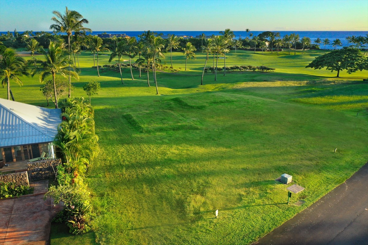 In the heart of the incredible lei garden at Kukui'ula's Kaulu neighborhood, and mere steps to the beautiful blue coastline is Lot #54. The 9,602 square foot property is mostly level and affords perhaps one of this development's most desired backyard settings. The lei garden's pink plumeria are beautiful and stand at the edge of the vast grassy park-like setting.<br><br>From here, you may walk on the convenient pathway to the Club at Kukui'ula where a vast array of amenities await. Owners and guests alike know that Kukui'ula is distinct among all private club communities in Hawaii. The architecture and facilities are authentic and the benefits of your club members are vast. Private club membership includes:<br><br>* Pools, volleyball, tennis, pickleball, bocce, hiking, and biking await<br>* Tom Weiskopf-designed, Private 18-hole Par-72 golf course<br>* Tropical world-class spa featuring fitness movement studio, indoor/outdoor treatment rooms, outdoor lap pool, steam and sauna<br>* Farm with organic produce, tropical fruit, and flowers<br>So much more awaits<br><br>This lot will accommodate either a one or two-story home. Multiple examples are available to view within the neighborhood. Live here permanently, lock and leave or vacation rent; the choice is yours.